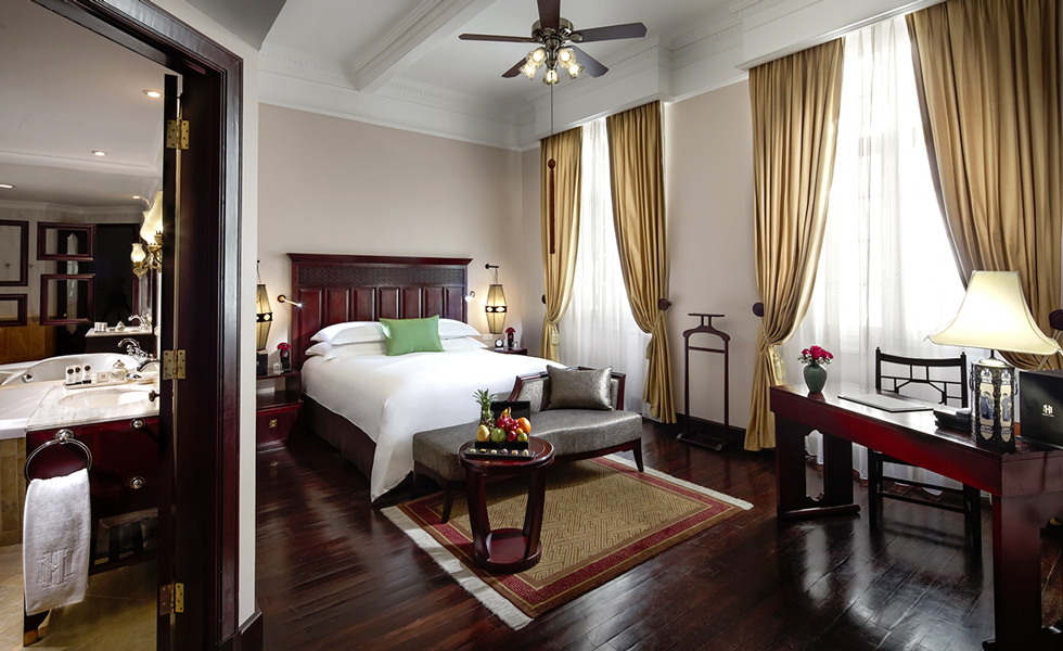 Historical Wing, Grand Luxuy Room