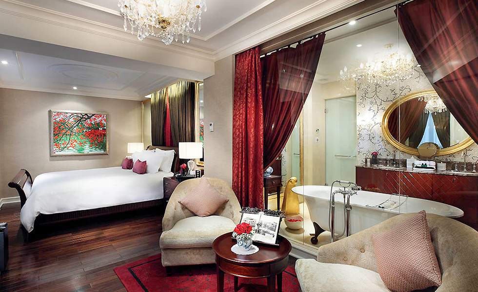 Opera Wing, Grand Prestige Suite Room
