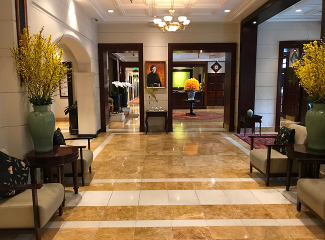 Interesting History of the Sofitel Legend Metropole Hanoi Hotel
