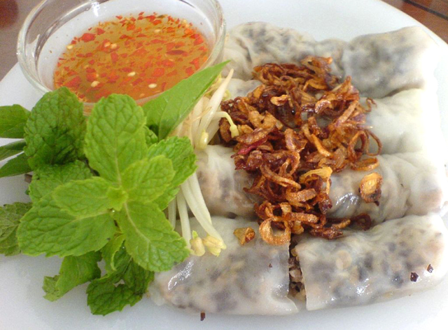 What is the Vietnamese Banh Cuon?