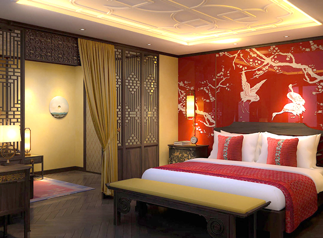 The Luxurious Ginger Launches in Lan Ha Bay