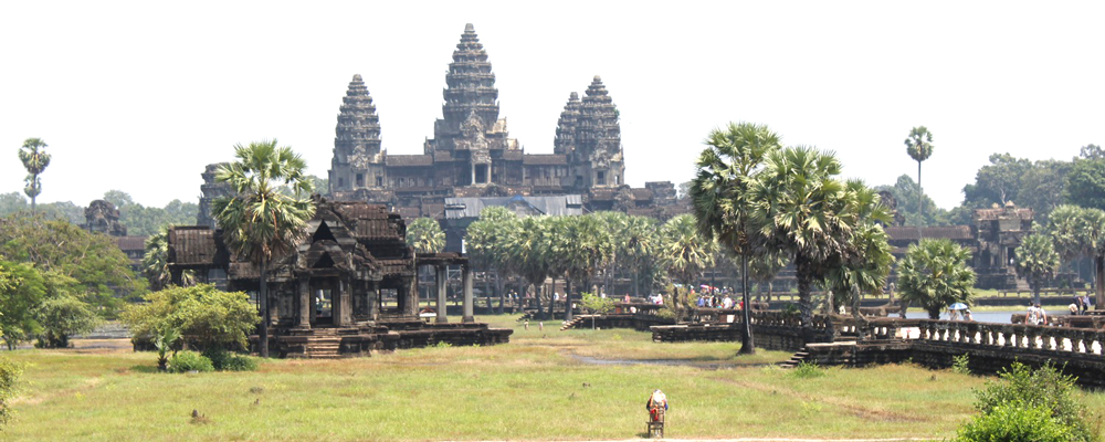 The Mysterious Temples of Angkor