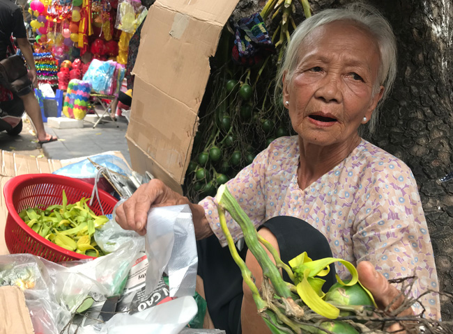 What's the Betel Nut that Vietnamese are Chewing?