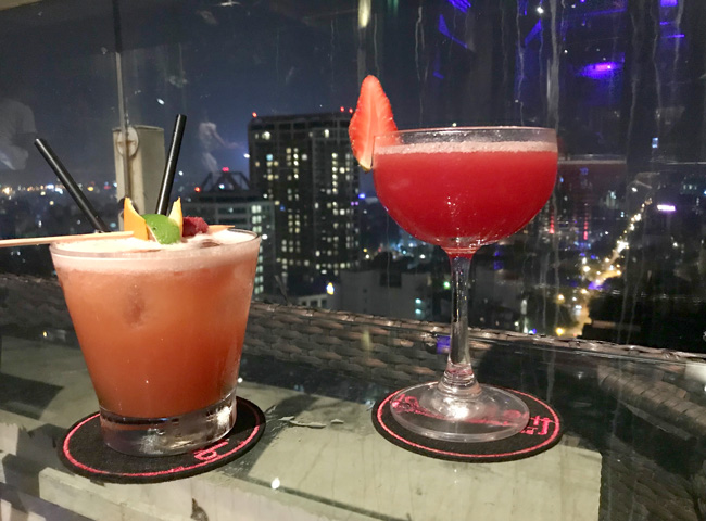 Top 6 Rooftop Bars in Hanoi with Stunning Views
