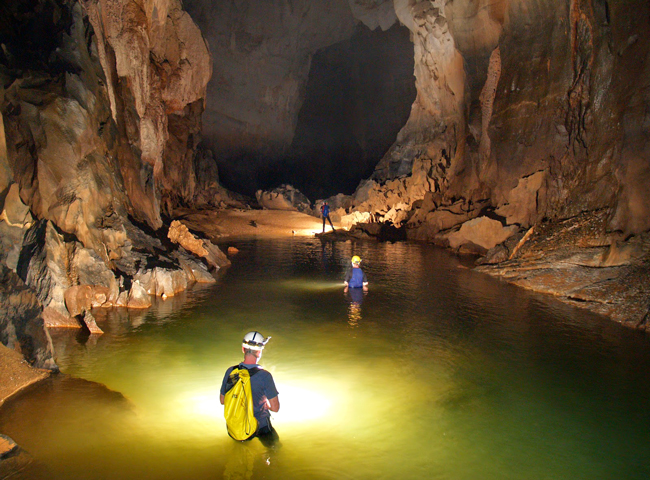 Southeast Asia's most famous caves