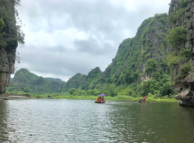 My Day Trip Back to Tam Coc Ninh Binh