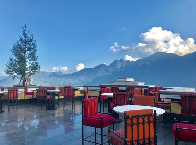 Rooftop Bars with Stunning Mountain Views in Sapa, Vietnam